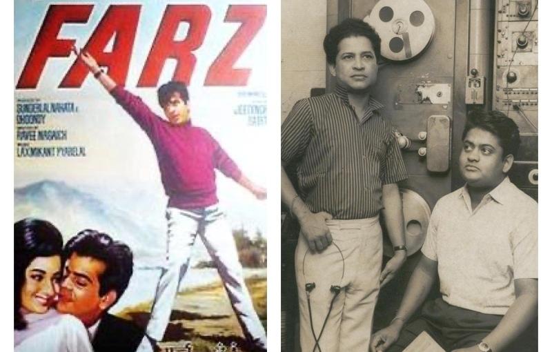 FARZ, 1967. Laxmikant-Pyarelal & Jeetendra:: MusicalBonanza
