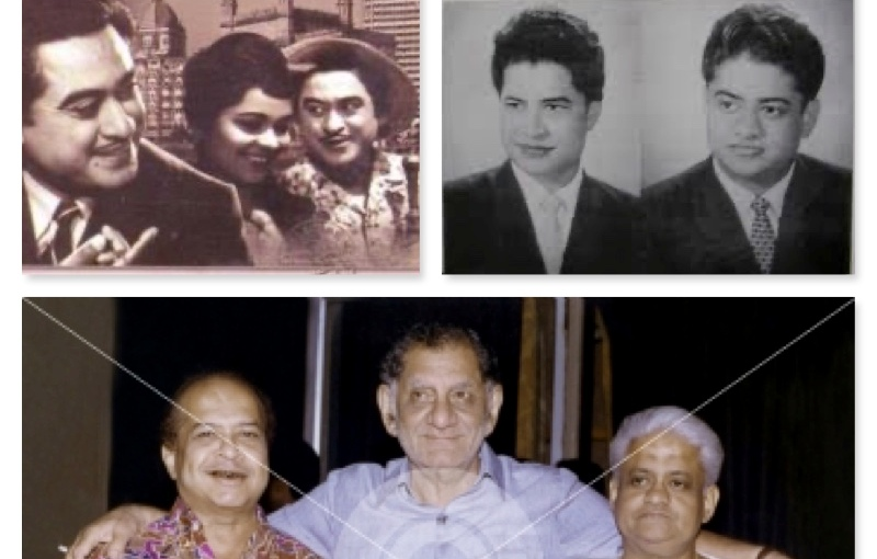 MR. X IN BOMBAY, 1964.       ::Memorable Premier Meet:: Laxmikant-Pyarelal, Anand Bakshi, KishoreKumar