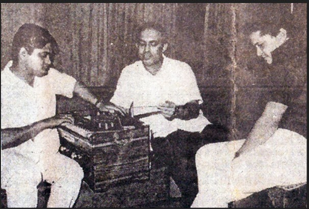 Astounding Conglomeration :: Lyricist Rajendra Krishan and Laxmikant-Pyarelal