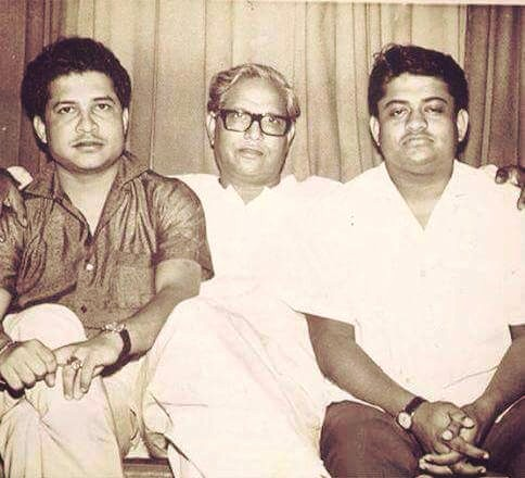 Conspicuous Ternion :: Majrooh Sultanpuri & Laxmikant-Pyarelal