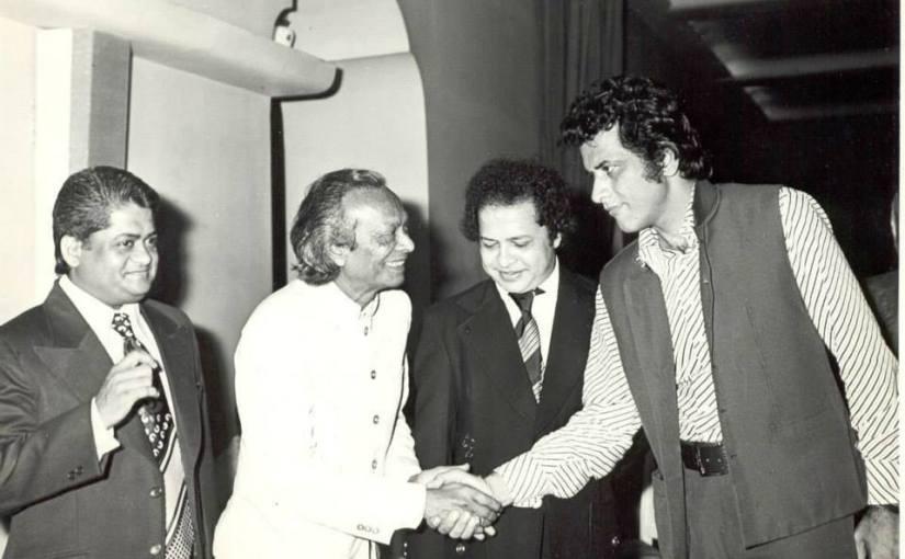 Nationalistic Manoj Kumar & Canorous Laxmikant-Pyarelal