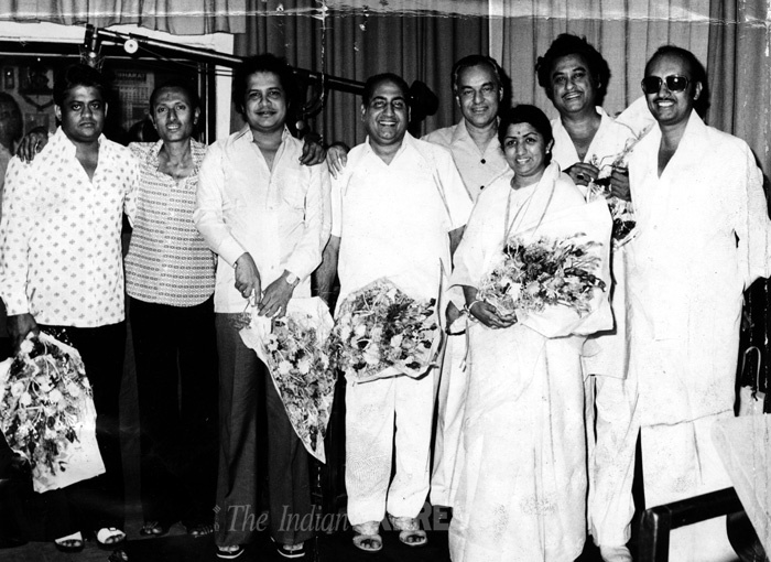 Singers and Tuneful Orchestra of Laxmikant-Pyarelal