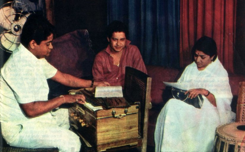 EUPHONIOUS  THAUMATURGY = Lata Mangeshkar + Laxmikant-Pyarelal