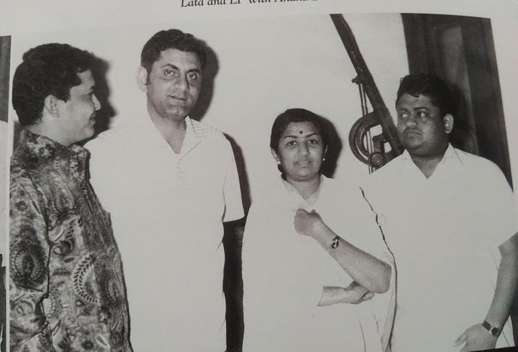 Tetrad Of Dulcet Music::           Anand Bakshi :: Lata Mangeshkar :: Laxmikant-Pyarelal.