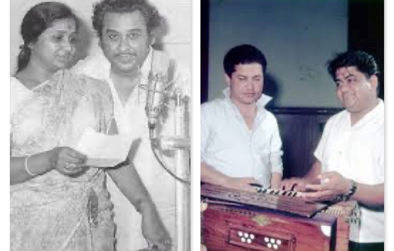 Kishore Kumar – Asha Bhosle / Laxmikant-Pyarelal OverlookedQuadruple