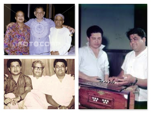 SONGWRITERS  and   LAXMIKANT-PYARELAL