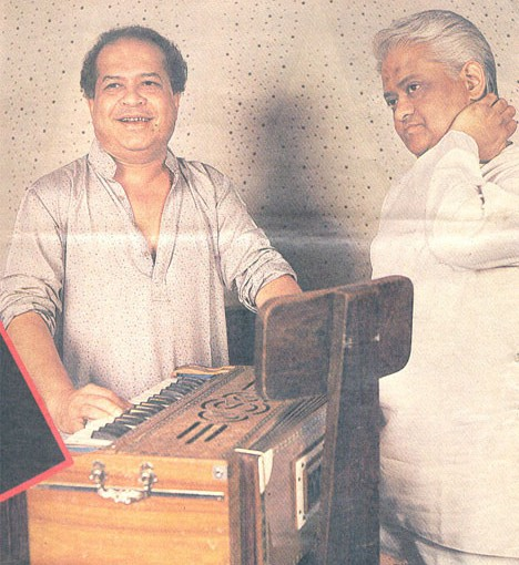 Laxmikant-Pyarelal  & Tuneful Use Of Harmonium