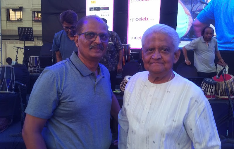 "BIRTHDAY Celebration Is ""ON"". 3rd September. Happy Birthday PYARELAL (Laxmikant-Pyarelal)"