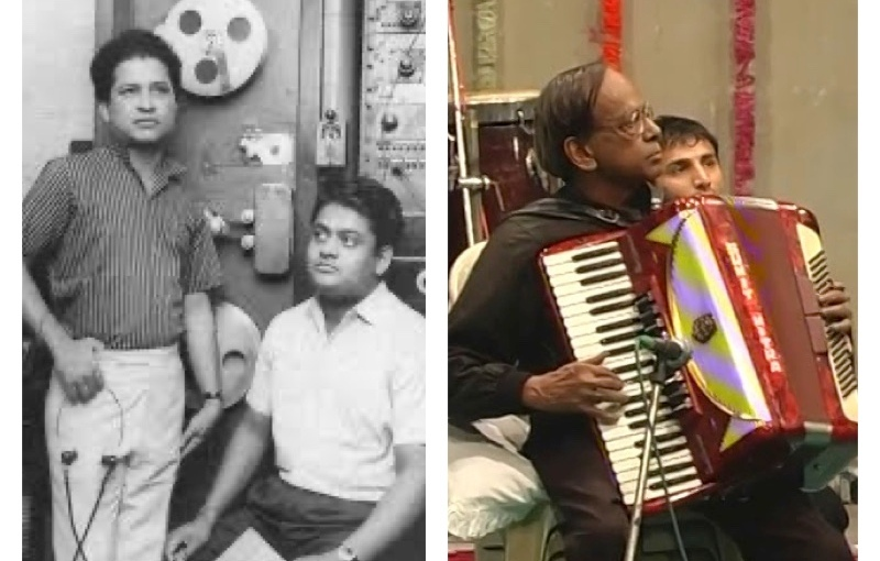 Sonorous ACCORDION  and  LAXMIKANT-PYARELAL Symphonic Orchestra