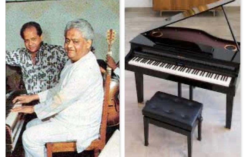 PIANO :: Laxmikant-Pyarelal Symphonious & Enrich OrchestraArrangements